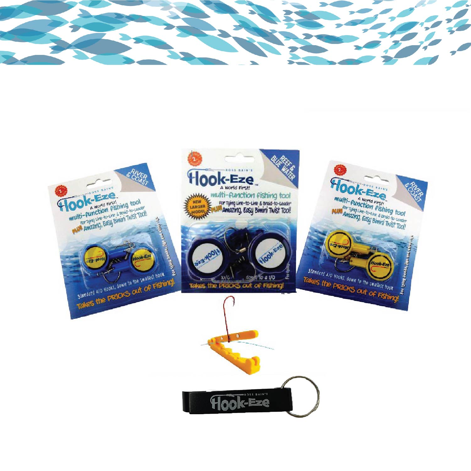 Tackle Box Combo Pack