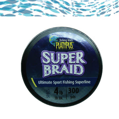 Platypus Super Braid™ - Fishing Line