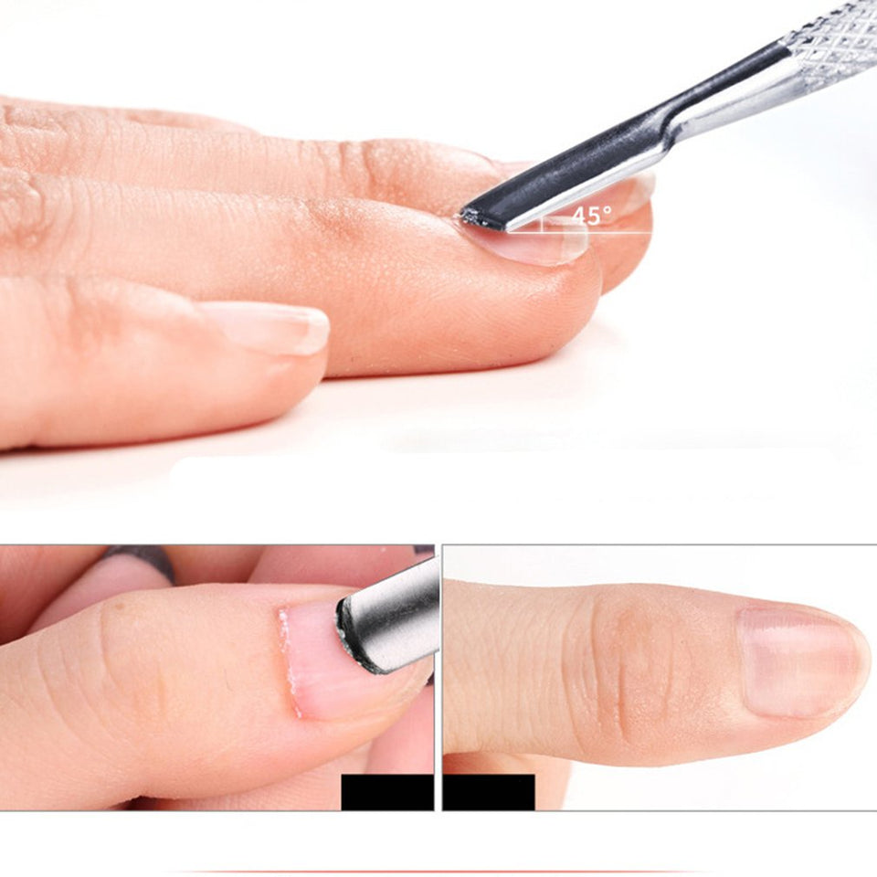 Cuticle Nipper   Stainless Steel Dead Skin Remover Cuticle Cutter Trimmer Clipper with Double Spring   Durable Tool