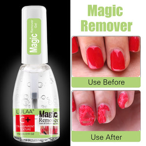 UV LED Gel Nail Polish Burst Magic Remover 15ml