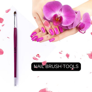 Professional Durable Nail Brush Tool Polished Pen Gel Painting Pen Nail Art Accessories Nail Art Tool|