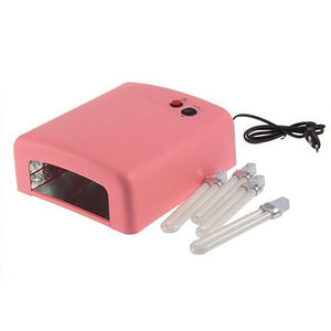 120s Timing 220V Nail UV Lamp 36W LED Lamp Nail Dryer LEDs for Curing All Gels Manicure Nail Art Gel Polish Varnish Light