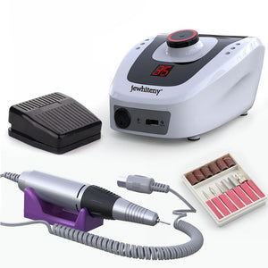 Electric Nail Drill Machine 32W 35000RPM Nail Art Equipment Manicure Machine