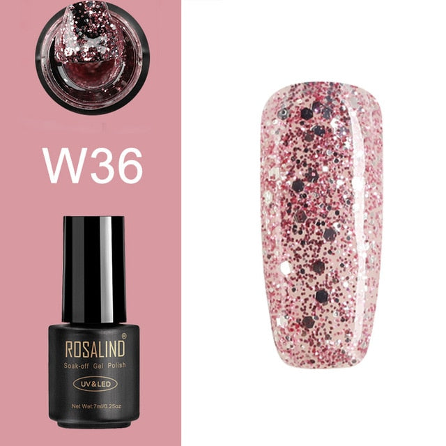 Gel Nail Polish Varnish Hybrid All For Manicure Set 7ML Semi Permanent UV Top Coat Poly  Gel Nail Polish