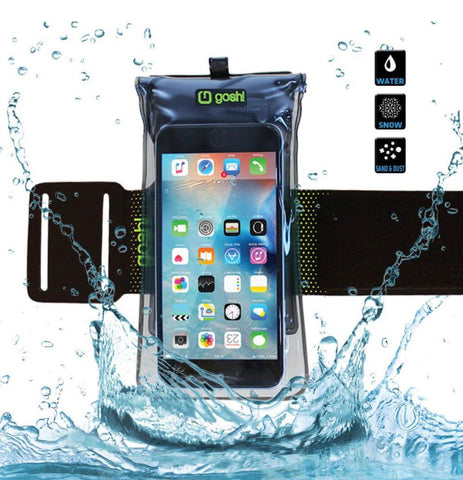 IPX8 Waterproof Phone Protection Pouch / Armband