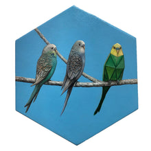 Load image into Gallery viewer, bird art