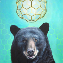 Load image into Gallery viewer, Iteration 85: Bear /The Pursuit of Happiness