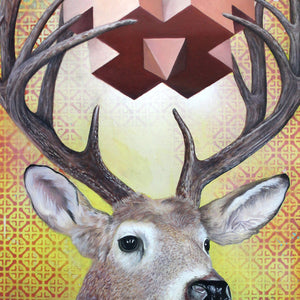 Iteration 87: Deer /Nobility