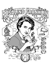 Load image into Gallery viewer, Rosalind Franklin