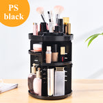 1PCs 360 Degrees Rotating Cosmetic Storage Display Holder, beauty products, beauty products, cosmetic storage, make up - ThingsBuy