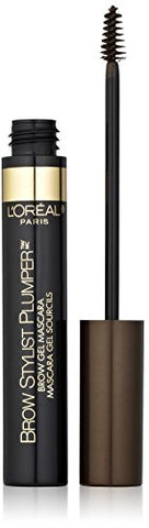 L'Oréal Paris Brow Stylist Brow Plumper, Medium to Dark, 0.27 fl. oz., BEAUTY PRODUCTS, Beauty, Eyebrow Color, L'Oréal Paris - ThingsBuy