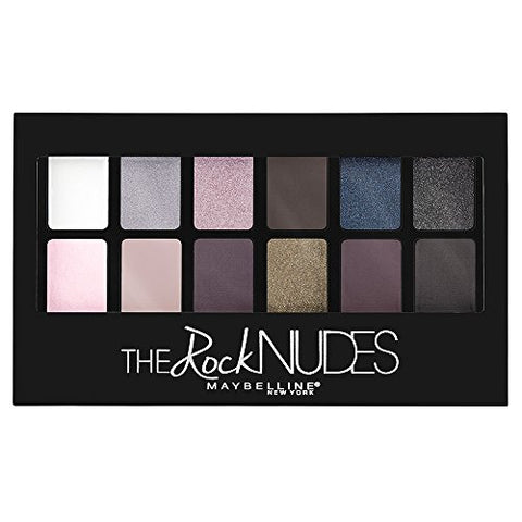 Maybelline New York The Rock Nudes Palette, 0.35 Ounce, , Beauty, Eyeshadow, Maybelline New York - ThingsBuy