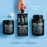 Collagen Peptides Powder | Non-GMO Verified, Certified Paleo Friendly and Gluten Free - Unflavored (16oz Jar), , Collagen, Drugstore, Sports Research - ThingsBuy