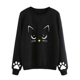 Long Sleeve Sweatshirts, women's clothes, Long Sleeve Sweatshirts, sweatshirt, women's clothes - ThingsBuy