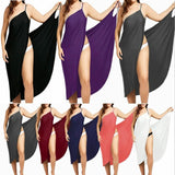 Sarong Bilini Cover Up Warp Pareo Dresses Towel Backless