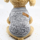 Puppy Pet Cotton Sweater, pet supplies, Dog Clothes Puppy Pet Cat Clothes, og Clothes Puppy Pet Cat Clothes Sweater Jacket Coat Winter Fashion Soft For Small Dogs Chihuahua, pet supplies, Pup