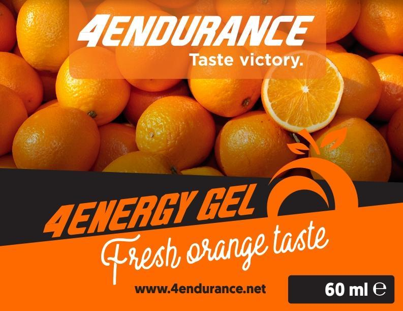 energy gels cycling