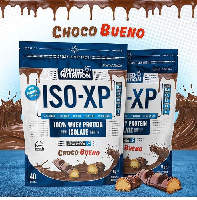 Applied ISO-XP Whey isolate - 1KG - 40 Adag