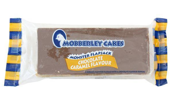 Monster Flapjacks  30 x 120g 30.9.2021