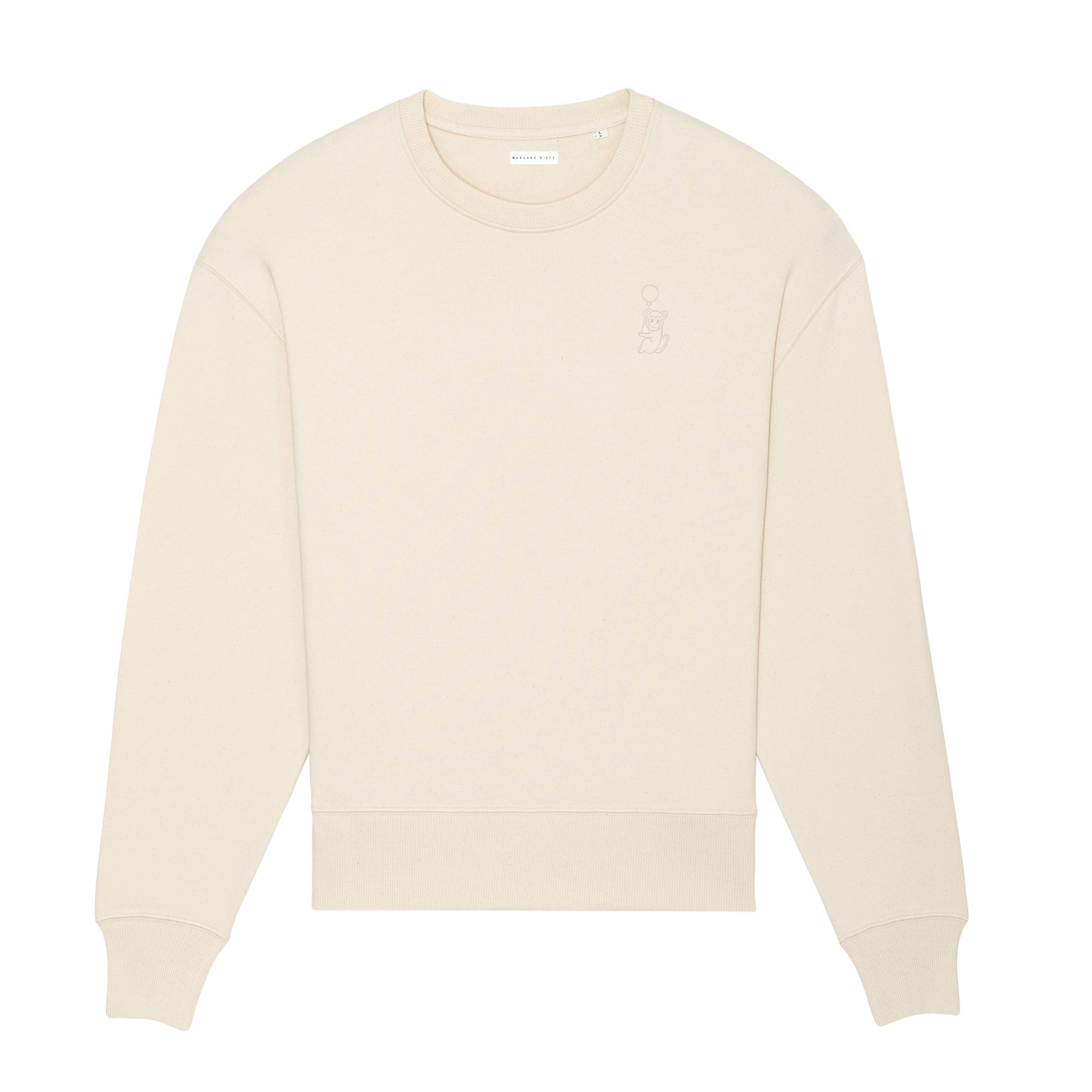 Juan Carlos Sweatshirt natural raw