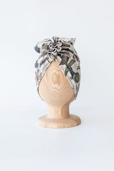 TURBAN COTON ORGANIC BEE SWEET