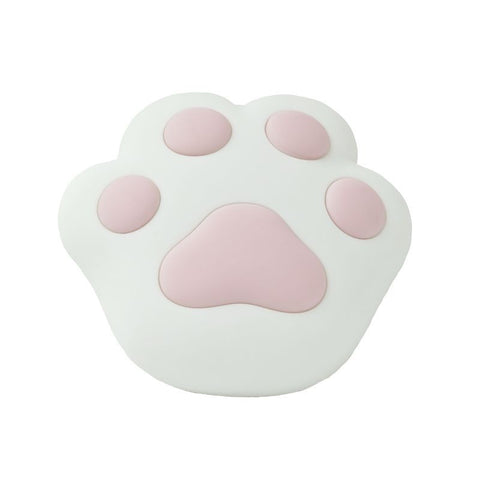 VEILLEUSE PATTE SILICONE ROSE