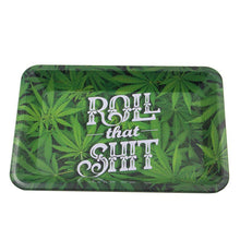 "Load image into Gallery viewer, ""Roll that Shit"" Rolling Tray"