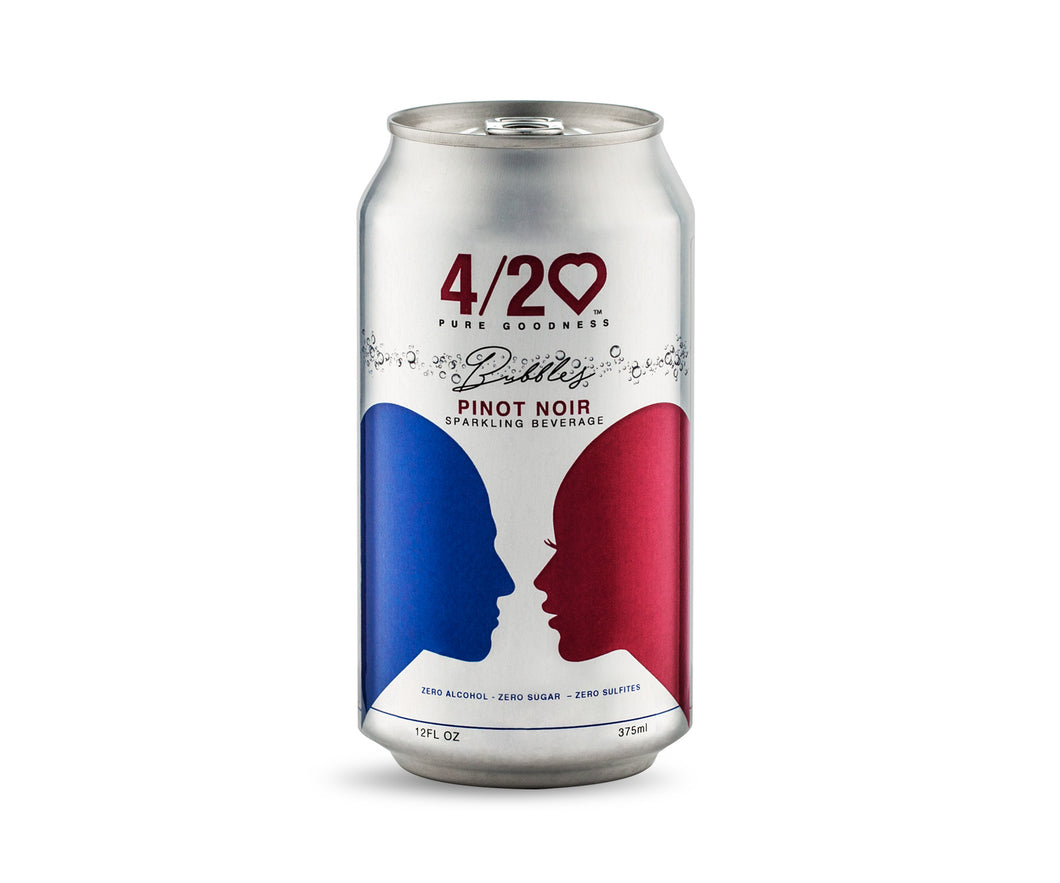 4/2❤ - Sparkling Red | 12 Cans / case (375 mL)
