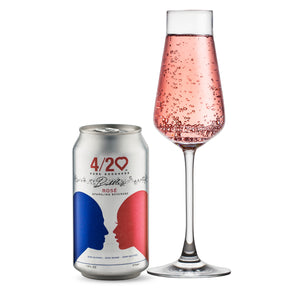 Buy 4/2❤ Rosé |1 case (12 x 375 mL cans) - one time order