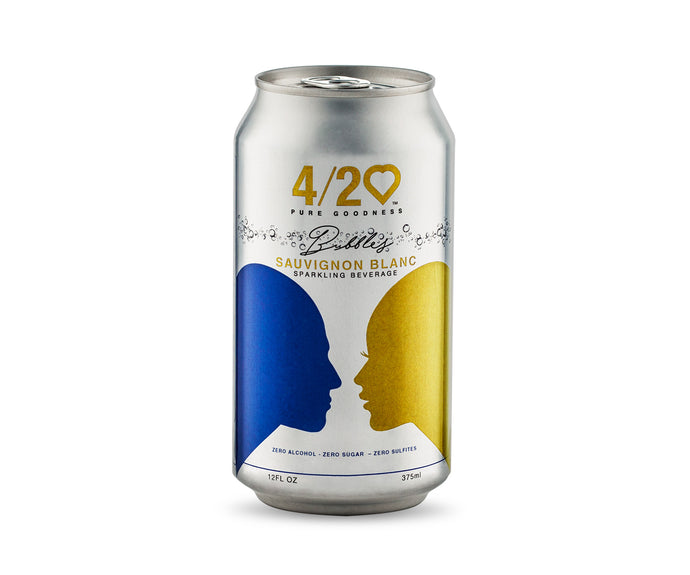4/2❤ - Sparkling White | 12 Cans / case (375 mL)