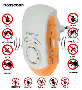 Pest Reject Ultrasonic Electromagnetic Repeller