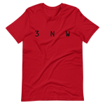 3NW Logo Tee - Black - thirdandwalker