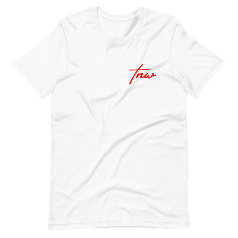 Tnw Tee - Red - thirdandwalker