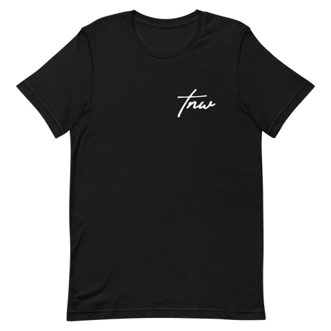 Tnw Tee - White - thirdandwalker