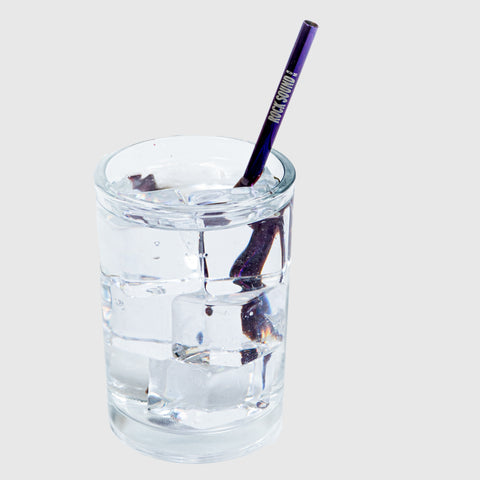 Rock Sound Cocktail Straw