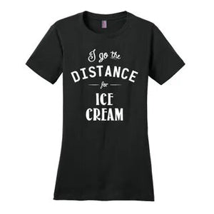 Distance for Ice Cream