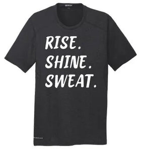 Rise Shine Sweat Mens Ogio Tee