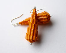 Load image into Gallery viewer, Mona Paper Earrings