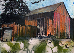 Barn Somewhere in PA (print)