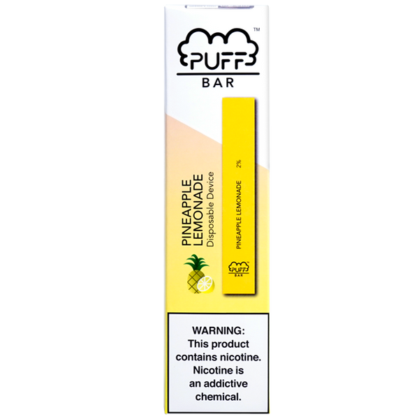 Disposable Puff Bar Pineapple Lemonade(1PC)