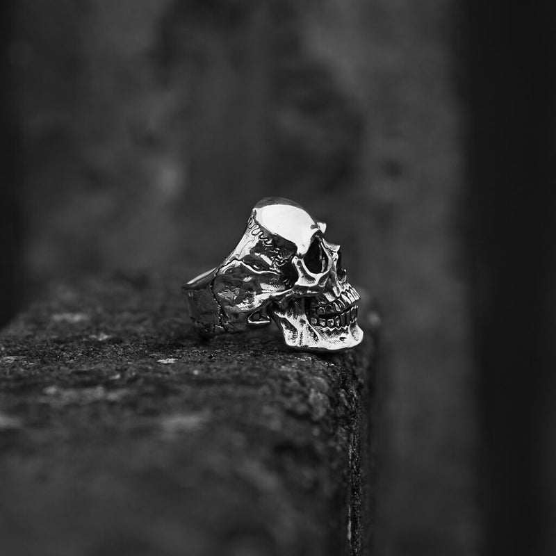 Anatomical Skull Ring - DAD of Sweden