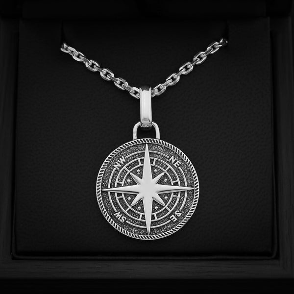 Compass Necklace - DAD of Sweden
