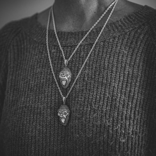 Gorilla Necklace - DAD of Sweden