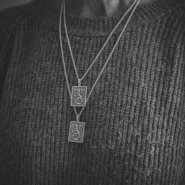 Lion Necklace - DAD of Sweden