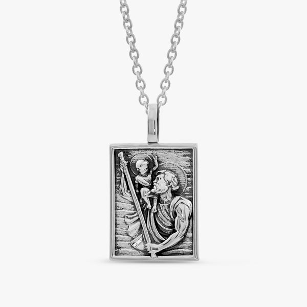 Saint Christopher Necklace - DAD of Sweden