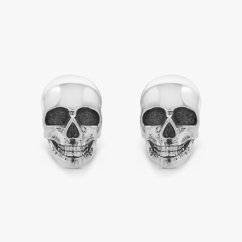 Skull Stud Earrings - DAD of Sweden