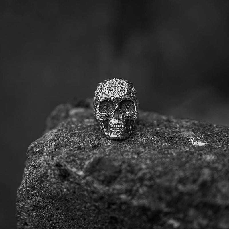 Skull Ring - DAD of Sweden