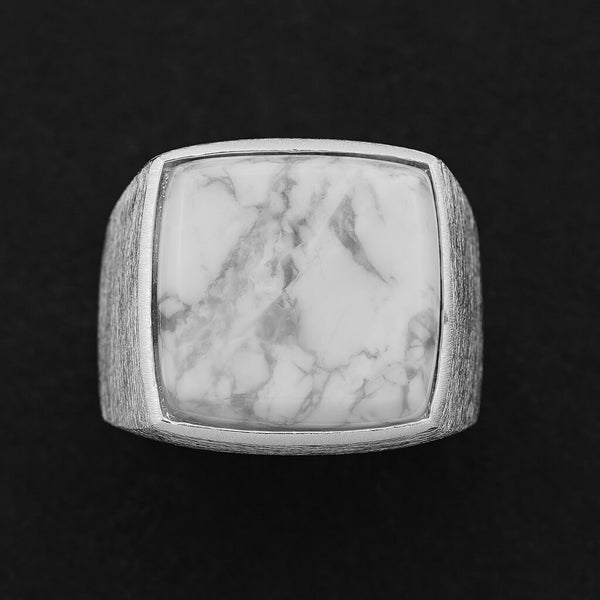 Stone Signet Ring - DAD of Sweden