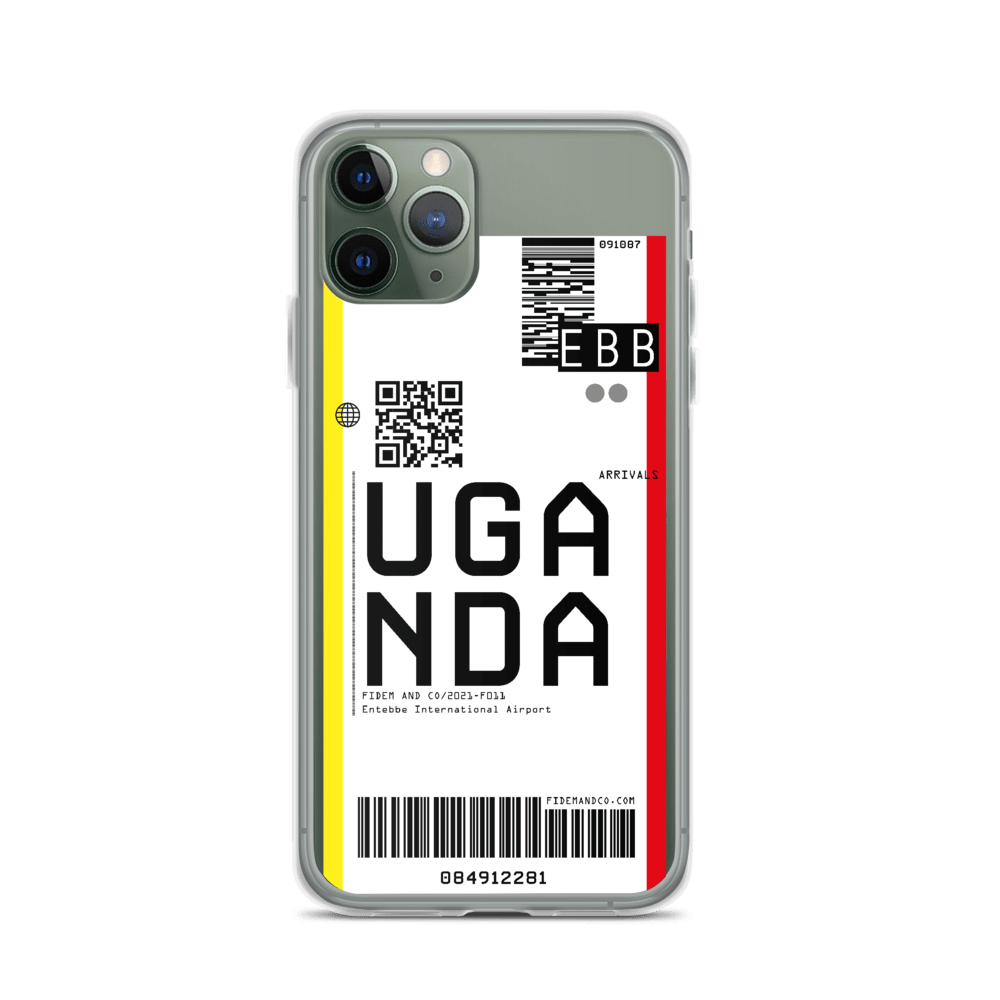 Uganda Flight Ticket Case