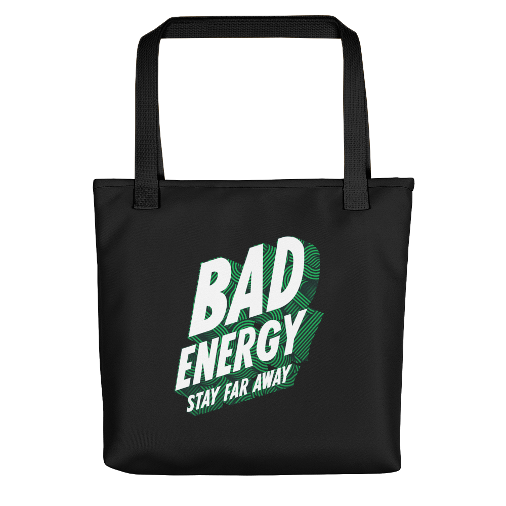 Bad Energy Tote bag